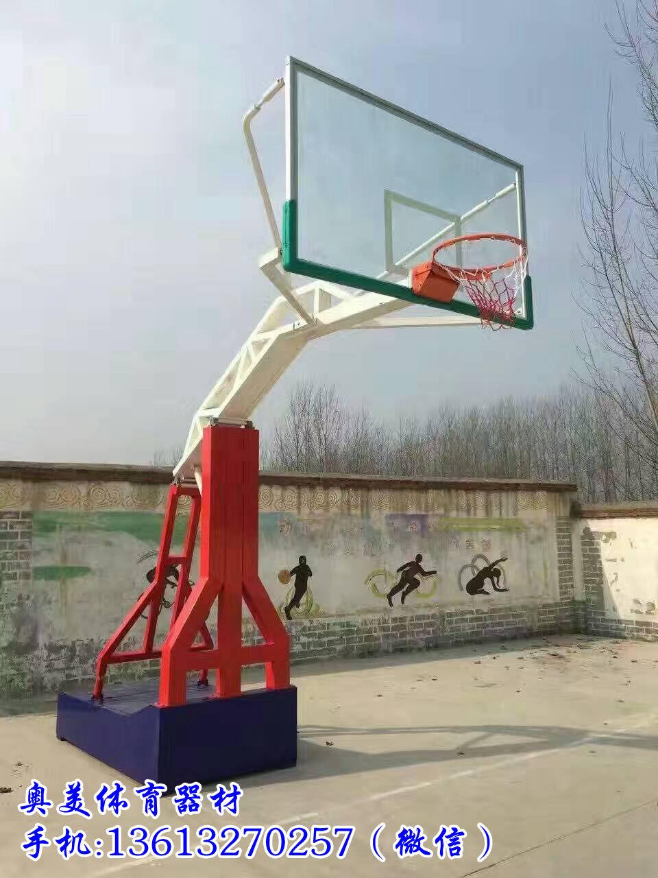 津户外可移动篮球架费用低