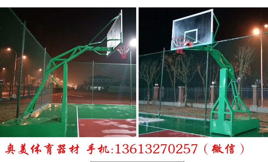 行业新闻:亳州室外篮球架多少钱