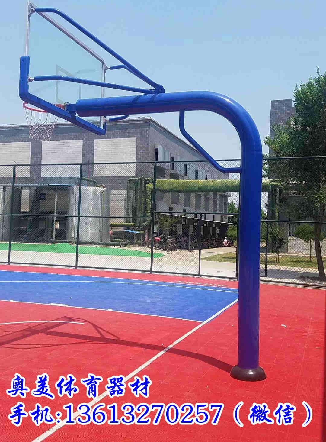 新闻:福州哪家篮球架好