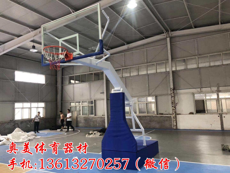 昆山移动篮球架多少钱哪家不错