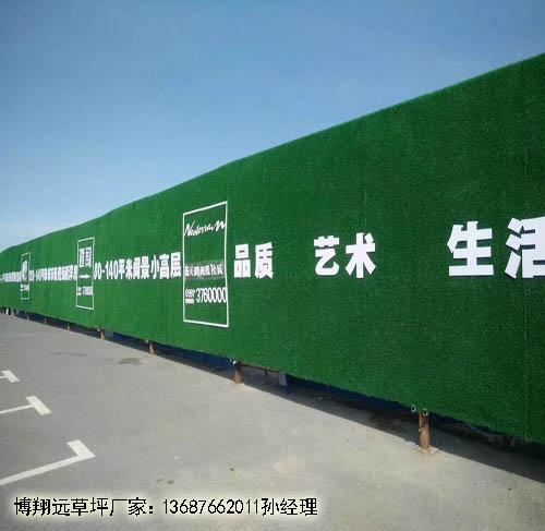 三水&墙面广告牌塑胶人造草厂家实力雄厚
